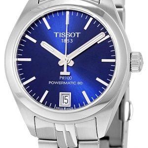 Tissot Pr 100 Automatic Lady T101.207.11.041.00 Kello