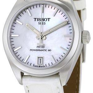 Tissot Pr 100 Automatic Lady T101.207.16.111.00 Kello