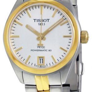 Tissot Pr 100 Automatic Lady T101.207.22.031.00 Kello
