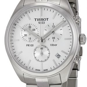 Tissot Pr 100 Chronograph Gent T101.417.11.031.00 Kello