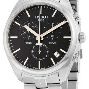 Tissot Pr 100 Chronograph Gent T101.417.11.051.00 Kello