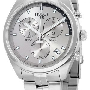 Tissot Pr 100 Chronograph Gent T101.417.11.071.00 Kello