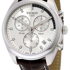 Tissot Pr 100 Chronograph Gent T101.417.16.031.00 Kello