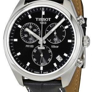 Tissot Pr 100 Chronograph Gent T101.417.16.051.00 Kello