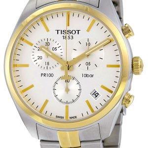 Tissot Pr 100 Chronograph Gent T101.417.22.031.00 Kello