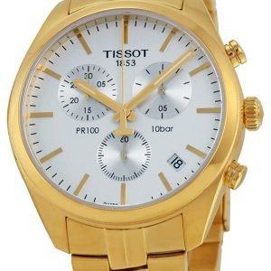 Tissot Pr 100 Chronograph Gent T101.417.33.031.00 Kello