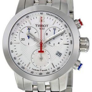 Tissot Prc 200 Quartz Chronograph Lady Nba T055.217.11.017.00 Kello