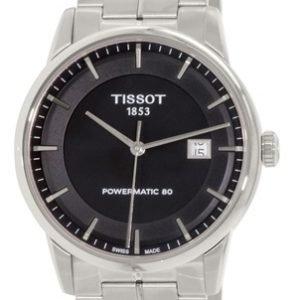 Tissot Seastar 1000 T086.407.11.051.00 Kello Musta / Teräs