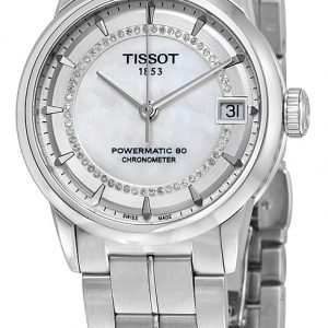 Tissot T-Classic Luxury Automatic T086.208.11.116.00 Kello