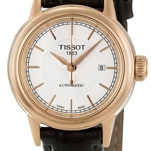 Tissot T-Classic T085.207.36.011.00 Kello Valkoinen / Nahka