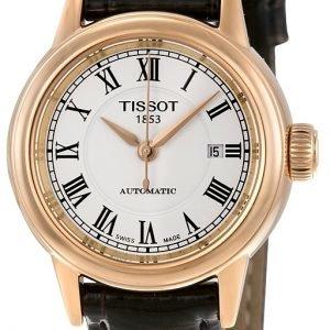 Tissot T-Classic T085.207.36.013.00 Kello Valkoinen / Nahka