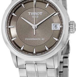 Tissot T-Classic T086.207.11.301.00 Kello Ruskea / Teräs