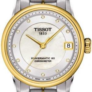 Tissot T-Classic T086.208.22.116.00 Kello Kullansävytetty