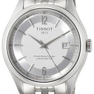 Tissot T-Classic T108.408.11.037.00 Kello Hopea / Teräs