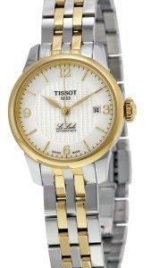 Tissot T-Classic T41.2.183.34 Kello Hopea / Kullansävytetty