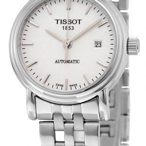 Tissot T-Classic T95.1.183.91 Kello Hopea / Teräs