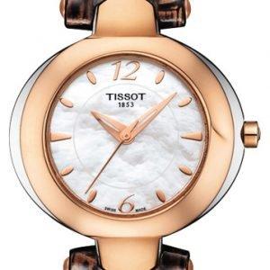 Tissot T-Gold Organdy T916.209.46.117.00 Kello