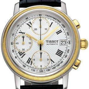 Tissot T-Gold T71.0.427.33 Kello Hopea / Nahka