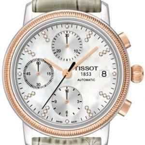 Tissot T-Gold T71.1.479.76 Kello Nahka
