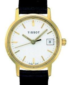 Tissot T-Gold T71.3.114.31 Kello Hopea / Nahka