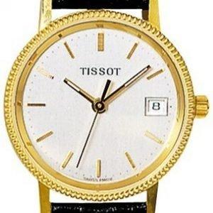 Tissot T-Gold T71.3.115.31 Kello Hopea / Nahka