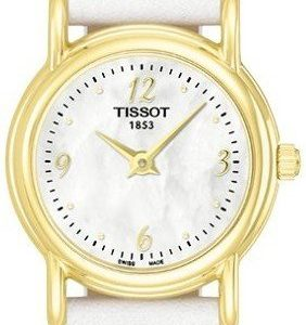 Tissot T-Gold T71.3.130.74 Kello Nahka