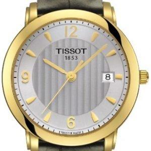 Tissot T-Gold T71.3.134.64 Kello Hopea / Nahka