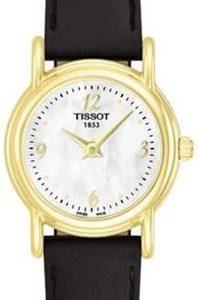 Tissot T-Gold T71.3.180.74 Kello Nahka