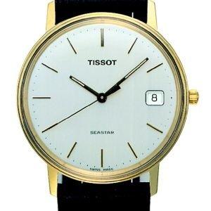 Tissot T-Gold T71.3.401.31 Kello Hopea / Nahka