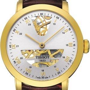 Tissot T-Gold T71.3.471.33 Kello Hopea / Nahka