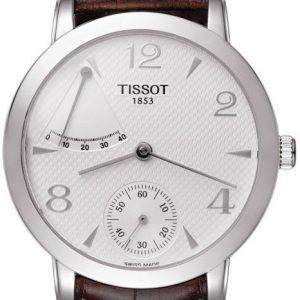 Tissot T-Gold T71.5.461.34 Kello Hopea / Nahka