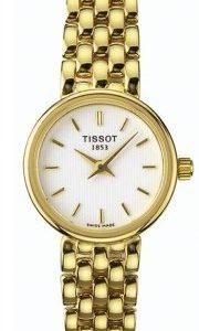 Tissot T-Gold T73.3.132.11 Kello Valkoinen / Kullansävytetty