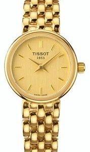 Tissot T-Gold T73.3.132.21 Kello Samppanja / Kullansävytetty
