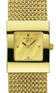 Tissot T-Gold T73.3.321.21 Kello Samppanja / 18k Keltakultaa