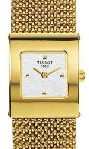 Tissot T-Gold T73.3.321.31 Kello Hopea / 18k Keltakultaa