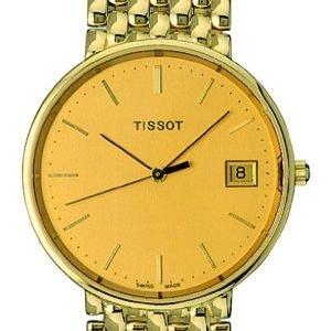 Tissot T-Gold T73.3.403.21 Kello Samppanja / 18k Keltakultaa
