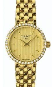 Tissot T-Gold T74.3.112.21 Kello Samppanja / 18k Keltakultaa
