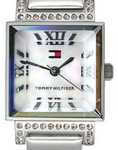 Tommy Hilfiger 1780415 Kello Valkoinen / Teräs