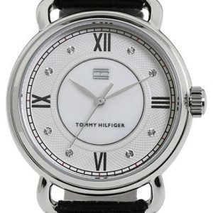 Tommy Hilfiger 1780897 Kello Valkoinen / Nahka