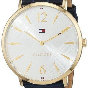 Tommy Hilfiger Classic 1781843 Kello Hopea / Nahka