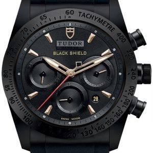 Tudor Fastrider Black Shield 42000cn-0005 Kello Musta / Kumi