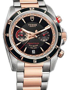 Tudor Grantour Chrono Fly-Back 20551n-95731-Bidgd Kello