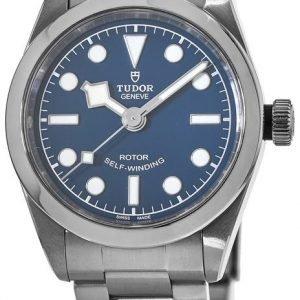 Tudor Heritage 79580-0003 Kello Sininen / Teräs