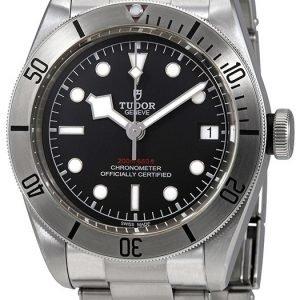 Tudor Heritage 79730-0001 Kello Musta / Teräs