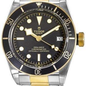 Tudor Heritage 79733n-0002 Kello Musta / Kullansävytetty
