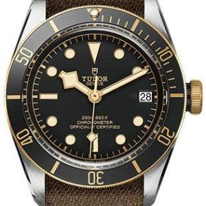 Tudor Heritage 79733n-0005 Kello Musta / Tekstiili