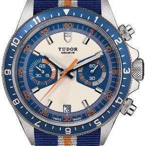Tudor Heritage Chrono 70330b-0003 Kello
