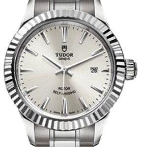 Tudor Style 12110-0001 Kello Hopea / Teräs