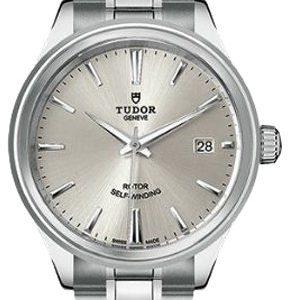 Tudor Style 12500-0001 Kello Hopea / Teräs