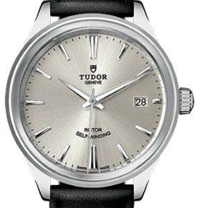 Tudor Style 12500-0005 Kello Hopea / Nahka